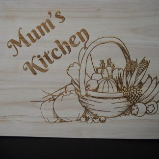 kitchen inspired chopping boards