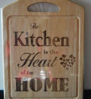 heart of the home chopping board