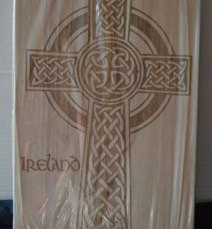 celtic cross chopping board