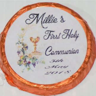 holy communion chocolate