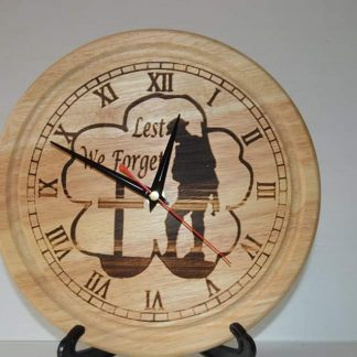 other wooden clocks