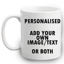 personalised printed 11oz mug